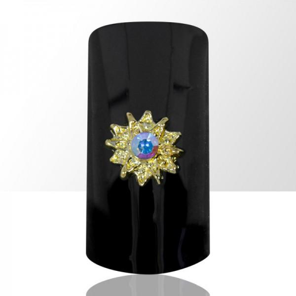 Κοσμήματα γιά νύχια σέτ 5 τεμαχίων - jewelry for nails 5pcs διάμετρος 6mm