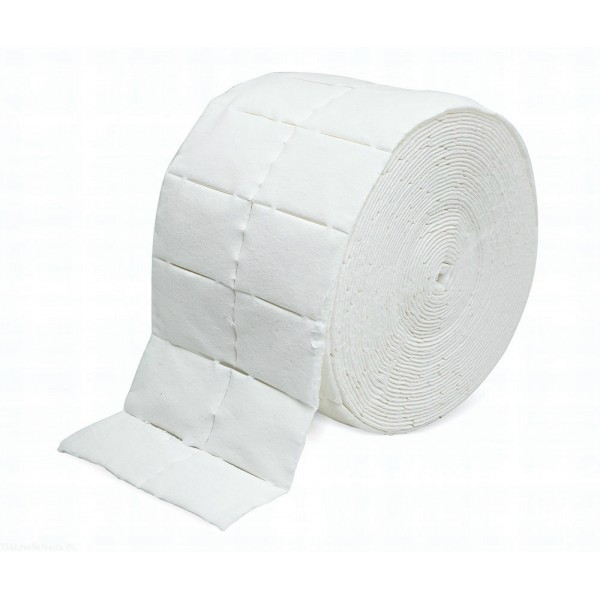 100 τεμ πανακια καθαρισμου για νυχια
