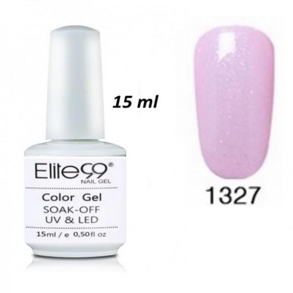 βερνίκι ημιμόνιμο ELITE99 UV&LED 15ml γιά γαλλικό
