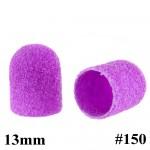 Καπελάκια λείανσης μανικιούρ-πεντικιούρ ABS PODO 13mm σέτ 3 τεμαχίων